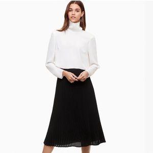 Aritzia Babaton Jude Skirt black size Medium